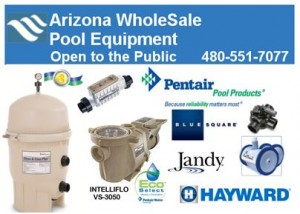 Get New Pool Equipment and Save Over Retail