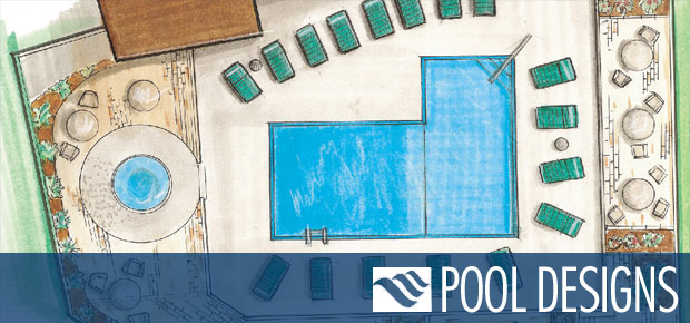 Arizona swimming pool designs build your own pool for Pool plans free